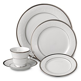Noritake® Regina Platinum Dinnerware Collection