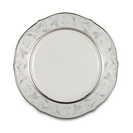 Noritake® Regina Platinum Scalloped Accent Plate