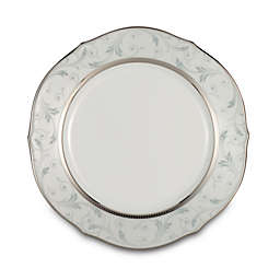 Noritake® Regina Platinum Scalloped Accent Plate