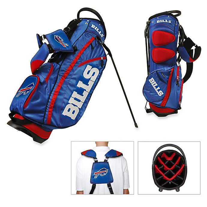 Nfl Buffalo Bills Fairway Stand Golf Bag View A Larger Version Of This Product Image