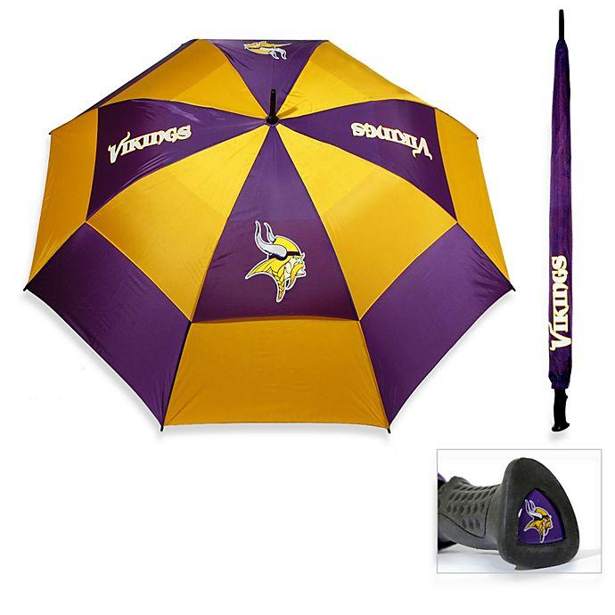 Alternate image 1 for NFL Minnesota Vikings Golf Umbrella