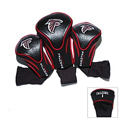 NFL 3-Pack Contour Golf Club Headcovers