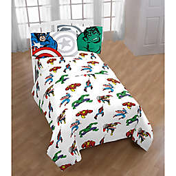 Marvel Marvel Comics Comic Cool Sheet Set