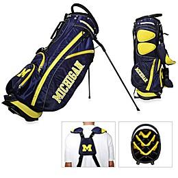 University of Michigan Fairway Stand Golf Bag