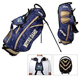University of Notre Dame Fairway Stand Golf Bag