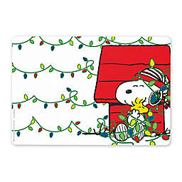 Peanuts™ Holidays Plastic Placemat