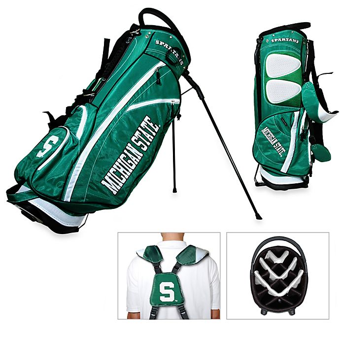 Michigan State University Fairway Stand Golf Bag View A Larger Version Of This Product Image