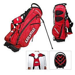 University of Arkansas Fairway Stand Golf Bag