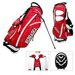 University of Nebraska Fairway Stand Golf Bag