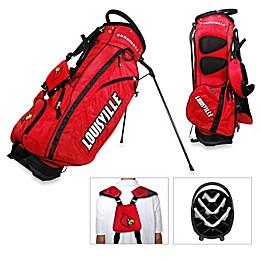University of Louisville Fairway Stand Golf Bag