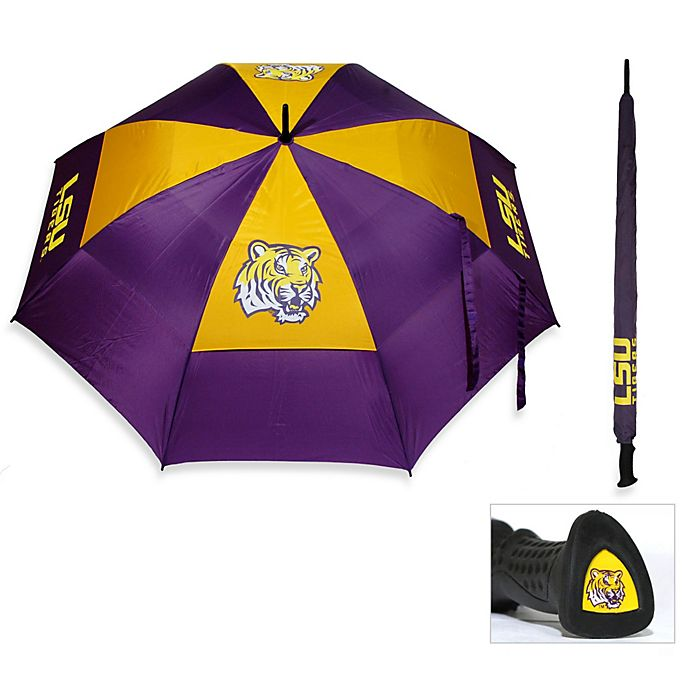Alternate image 1 for NCAA Louisiana State University Golf Umbrella