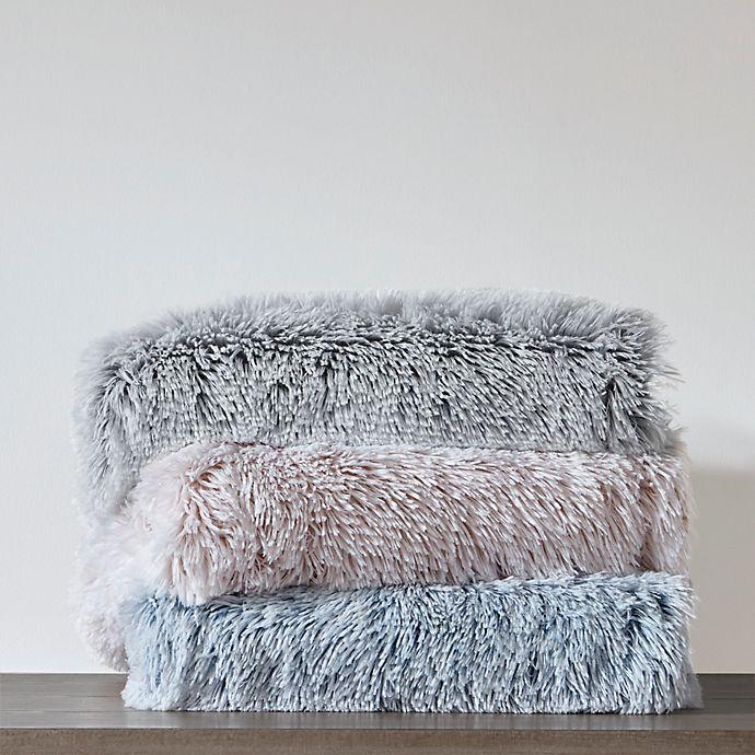 Alternate image 1 for Iintelligent Design™ Emma Shaggy Faux Fur Throw Blanket