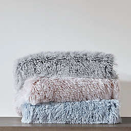 Iintelligent Design™ Emma Shaggy Faux Fur Throw Blanket