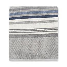 Fashion Value Caper Stripe Bath Towel