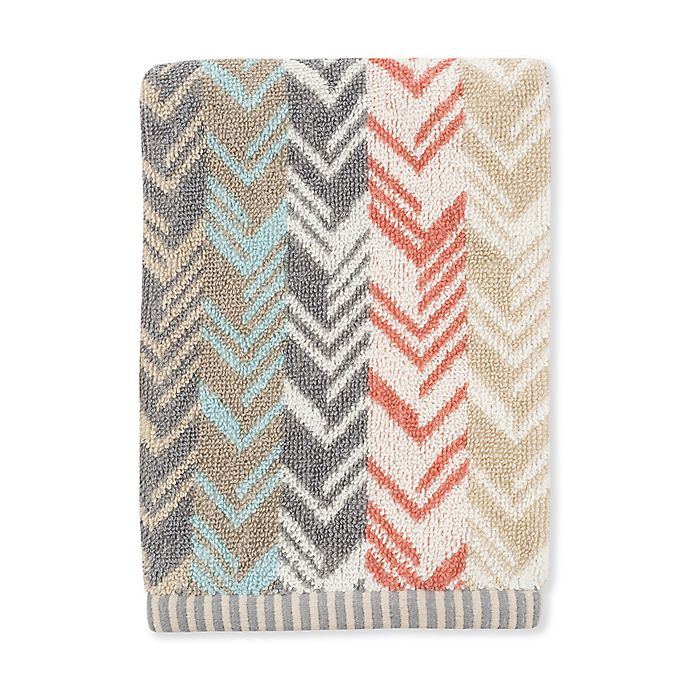 Alternate image 1 for Fashion Value Hermosa Hand Towel
