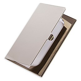 Business Card Case in Silver