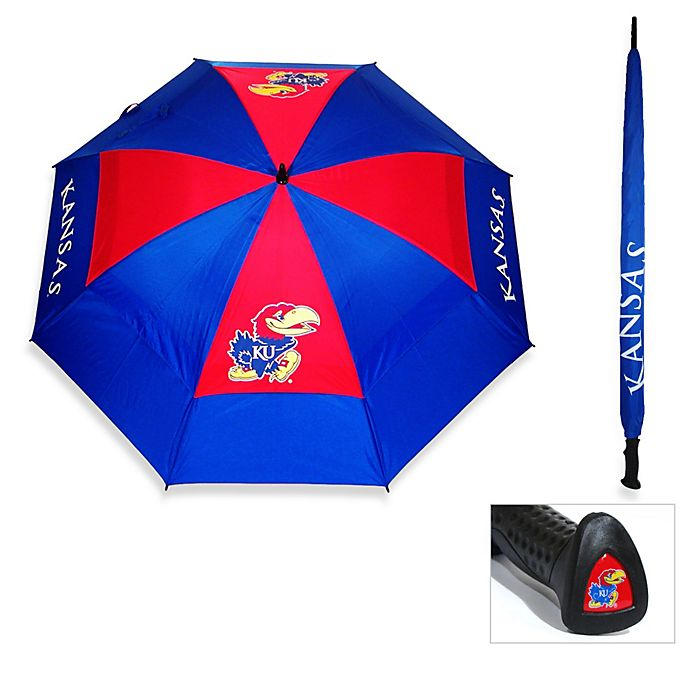 Alternate image 1 for University of Kansas Golf Umbrella