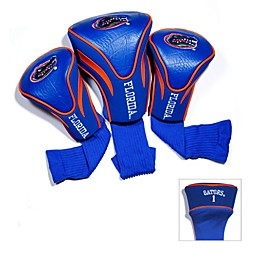 University of Florida 3-Pack Contour Golf Club Headcovers