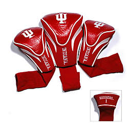 Indiana University 3-Pack Contour Golf Club Headcovers