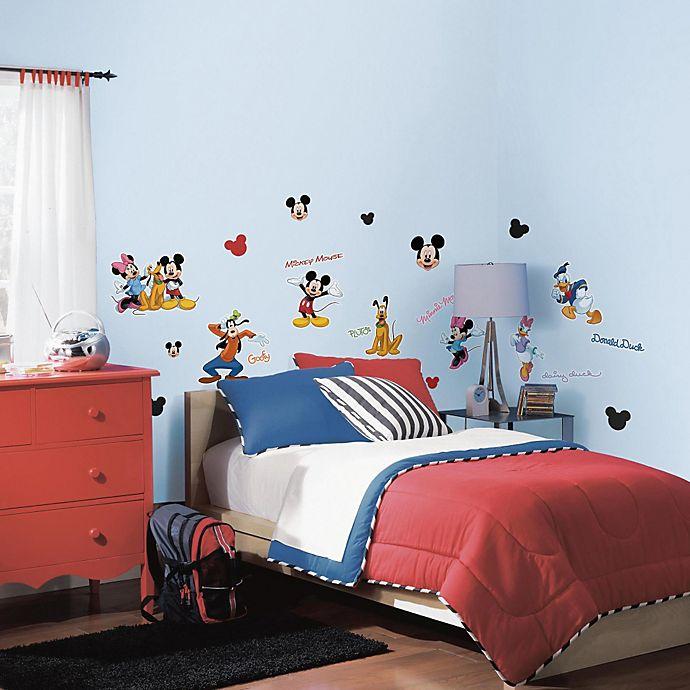 Design With Vinyl Minnie Mouse Daisy Duck Cartoon Customized Wall Decal Wayfair