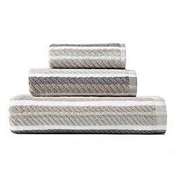 Tommy Bahama® Ocean Bay Stripe 3-Piece Towel Set
