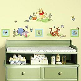 RoomMates Winnie the Pooh Peel & Stick Wall Decals