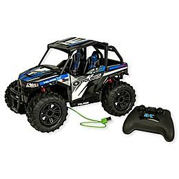 New Bright ATV Radio Control Polaris General in Blue
