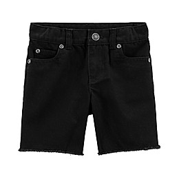 carter's® Twill Short in Black
