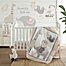 Part of the Levtex Baby® Imani Crib Bedding Collection