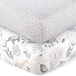 Levtex Baby® Imani Fitted Crib Sheets (Set of 2)