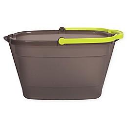 Wayclean by Casabella® 4-Gallon Bucket in Grey/Green