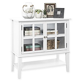 Ameriwood Home Cottage Hill 2-Door Storage Cabinet