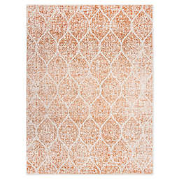 Safavieh Madison 8' x 10' Brienne Area Rug in Orange