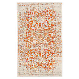 Safavieh Madison 3' x 5' Arya Area Rug in Orange