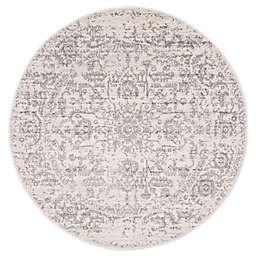 Safavieh Madison 5' x 5' Arya Area Rug in Silver
