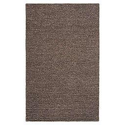 Lauren® by Ralph Lauren Carisbrooke 5' x 8' Area Rug in Chocolate