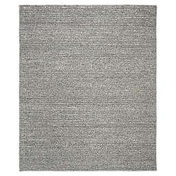 Lauren® by Ralph Lauren Carisbrooke 9' x 12' Area Rug in Dark Grey
