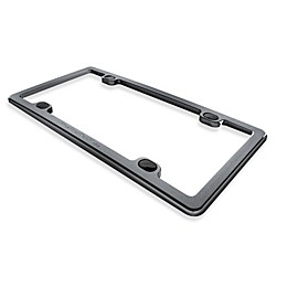 Clearframe License Plate Frame in Black