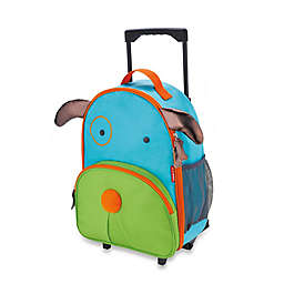 SKIP*HOP® Zoo Little Kid Rolling Luggage in Dog