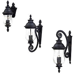 Minka Lavery® Newport™ Outdoor Lighting Collection in Heritage Bronze