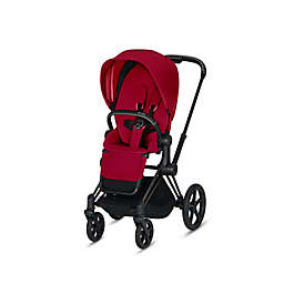 CYBEX Priam Stroller with Matte Black Frame