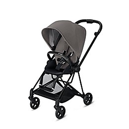 CYBEX Mios Stroller with Matte Black Frame