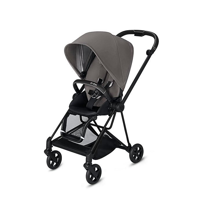 Alternate image 1 for CYBEX Mios Stroller with Matte Black Frame