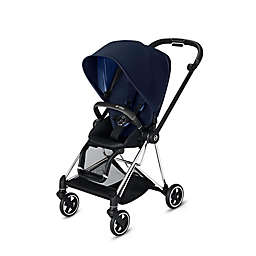 CYBEX Mios Stroller with Chrome/Black Frame