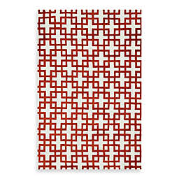 Loloi Rugs Charlotte 2'3 x 3'9 Accent Rug in Ivory/Rust