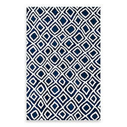 Loloi Rugs Charlotte 2'3 x 3'9 Accent Rug in Navy