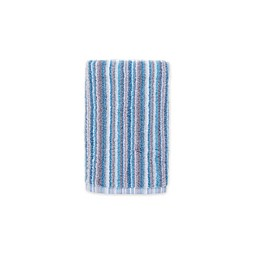 Fashion Value Multi Stripe Hand Towel in Teal