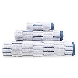 Fashion Value Herringbone Plaid Bath Towel Collection