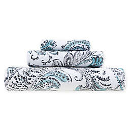 Fashion Value Paisley Bath Towel Collection