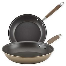 Anolon® Advanced™ Home Nonstick 2-Piece Hard-Anodized Aluminum Frying Pan Set